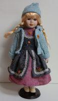 Porcelánová panenka Anežka - 42 cm
