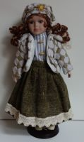 Porcelánová panenka  Adélka - 42 cm