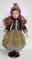 Porcelánová panenka  Gréta - 42 cm
