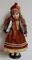 Porcelánová panenka  Nikola - 42 cm